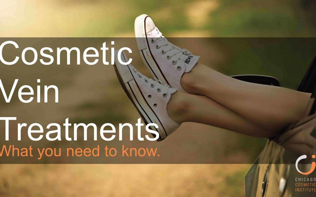"Cosmetic Vein Treatments | The ""need to know"" before your consultation"